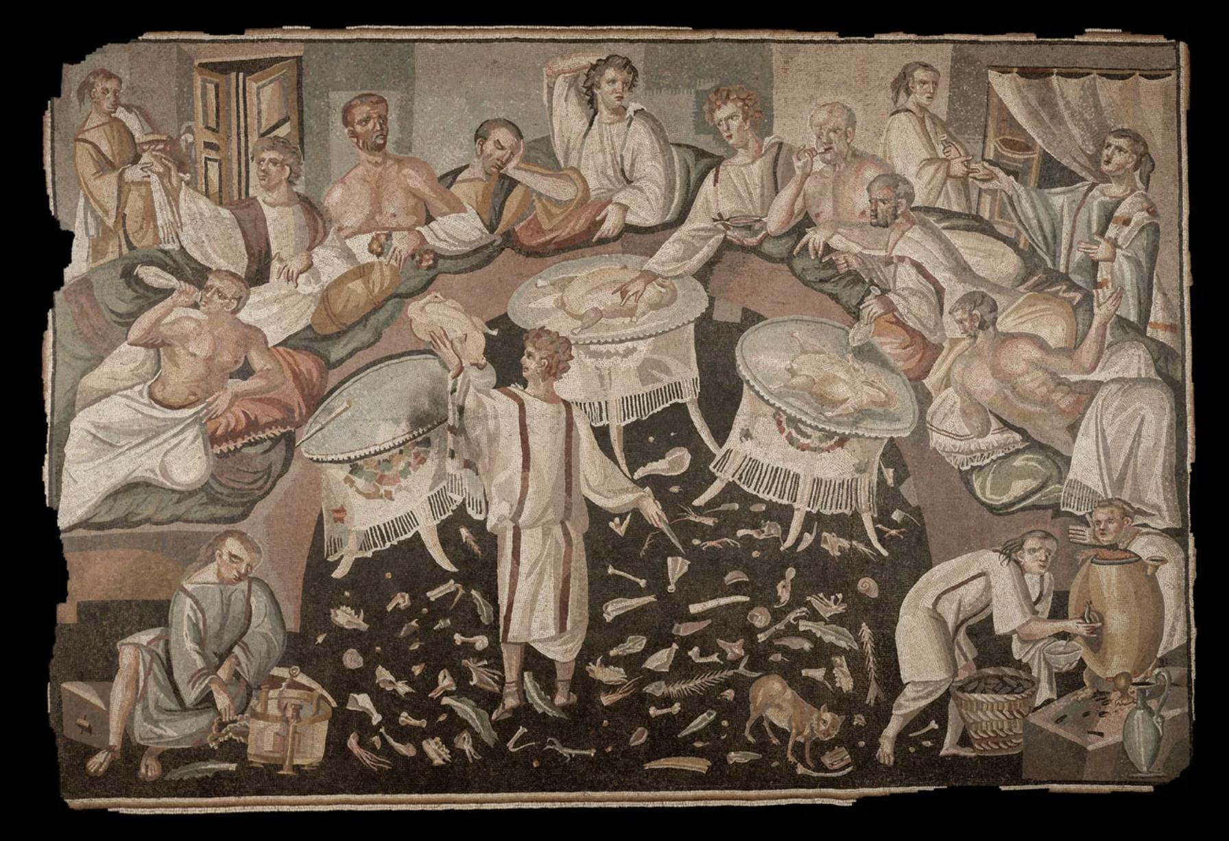 A tavola con Virgilio. La riscoperta del Cacio Fiore dall'antica Roma al resto del mondo.