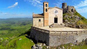 Itinerario nell'Etruria Tolfa Rocca