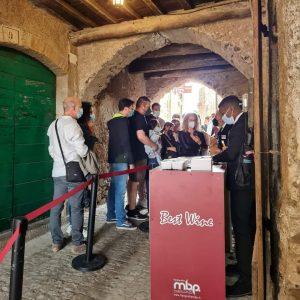"""Best Wine Bassiano 2021 """" Tra antiche mura"""": ripartono gli eventi di degustazione nel territorio Pontino."""